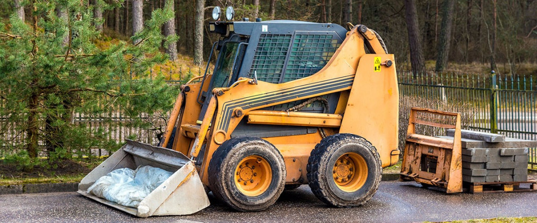 Prepare any patch of land with Bobcat rentals